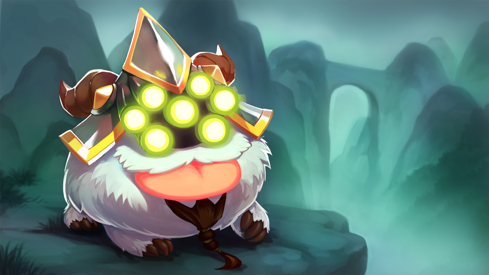 Master Yi Poro wallpaper