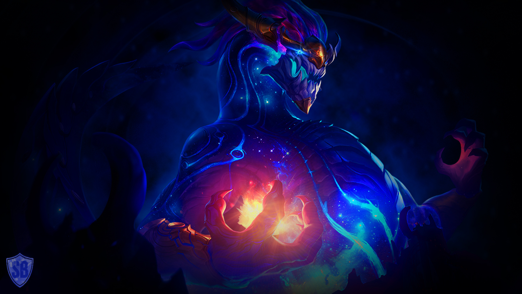 Aurelion Sol wallpaper