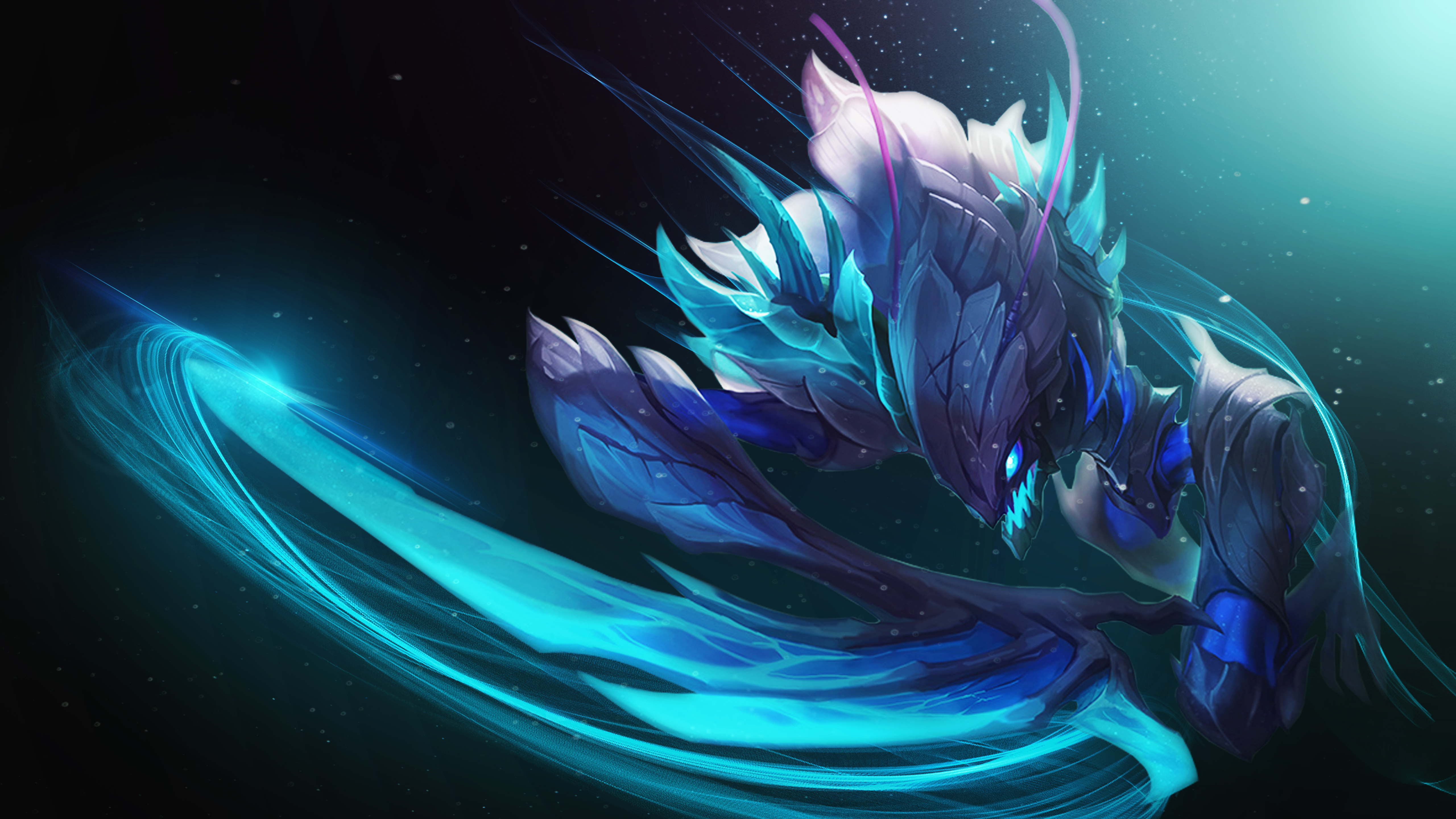 Death Blossom Kha'Zix wallpaper