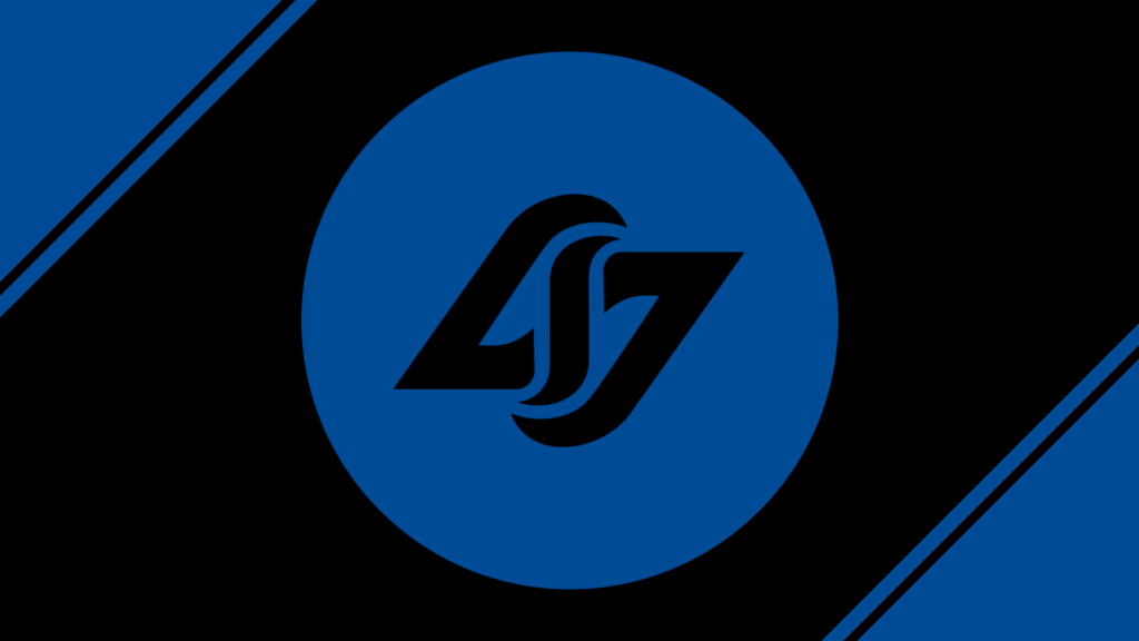 Counter Logic Gaming Flat wallpaper
