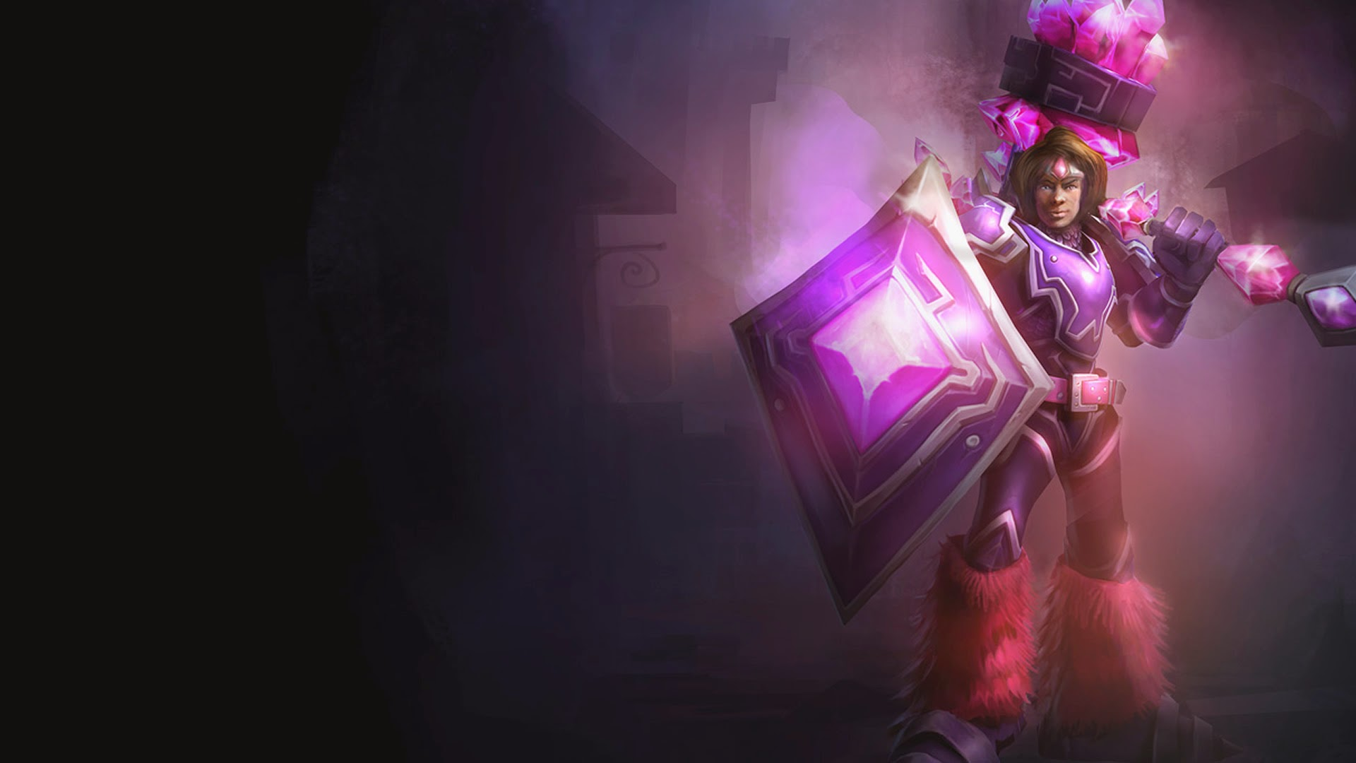 Armor Of The Fifth Age Taric Old Skin wallpaper