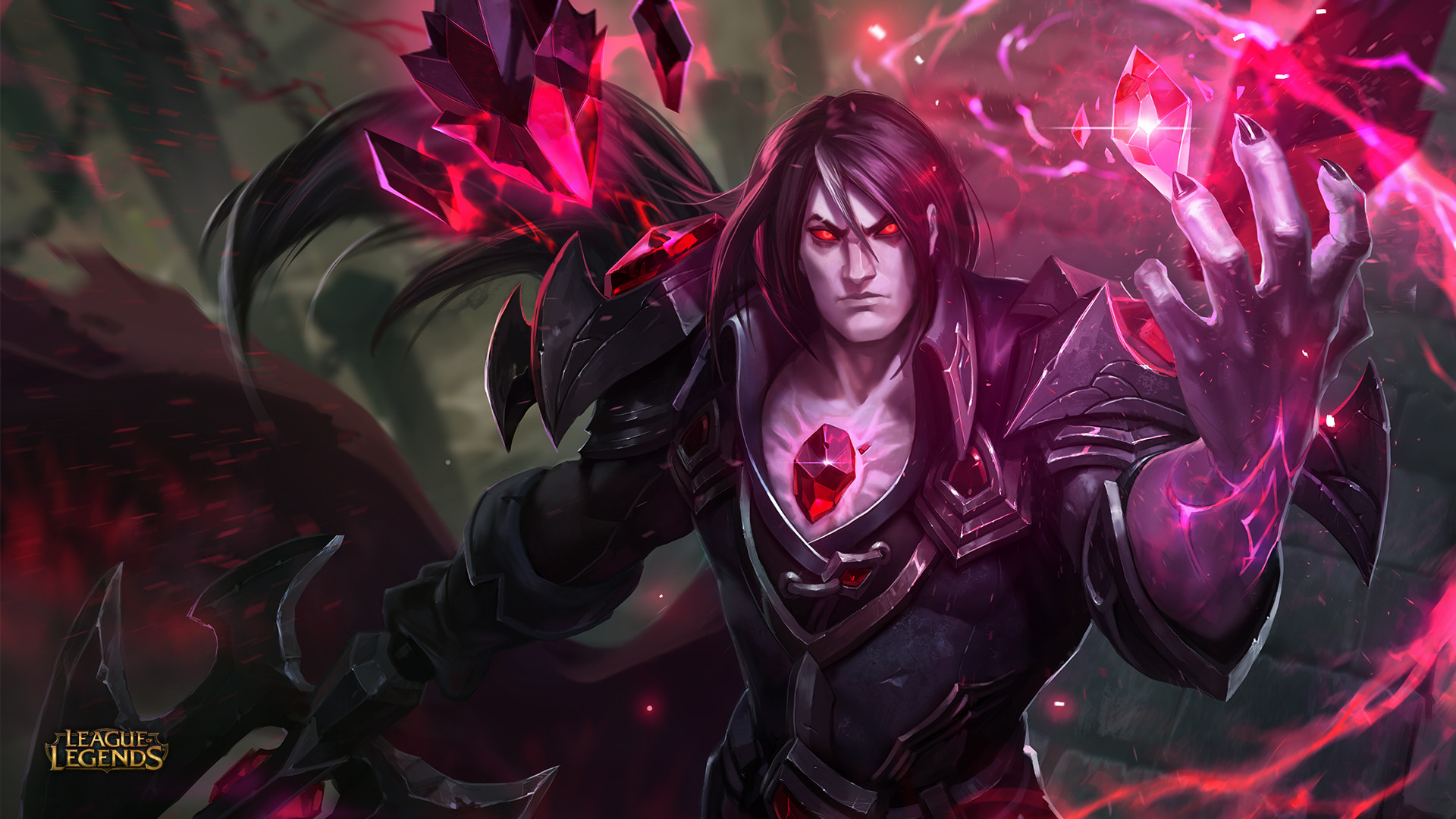 Bloodstone Taric wallpaper
