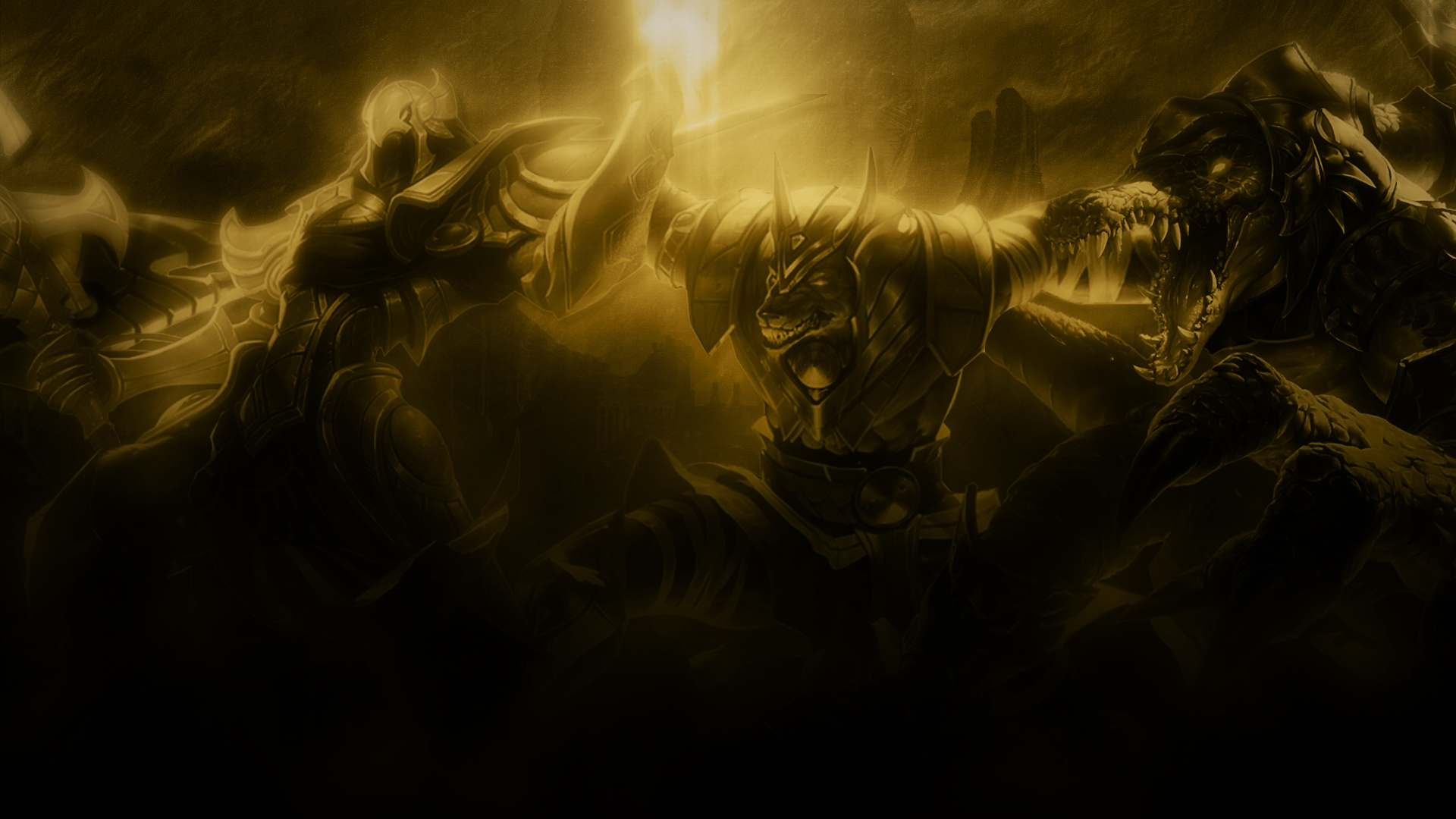 azir nasus amp renekton lolwallpapers