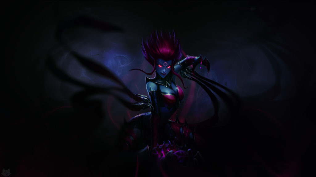 Evelynn wallpaper