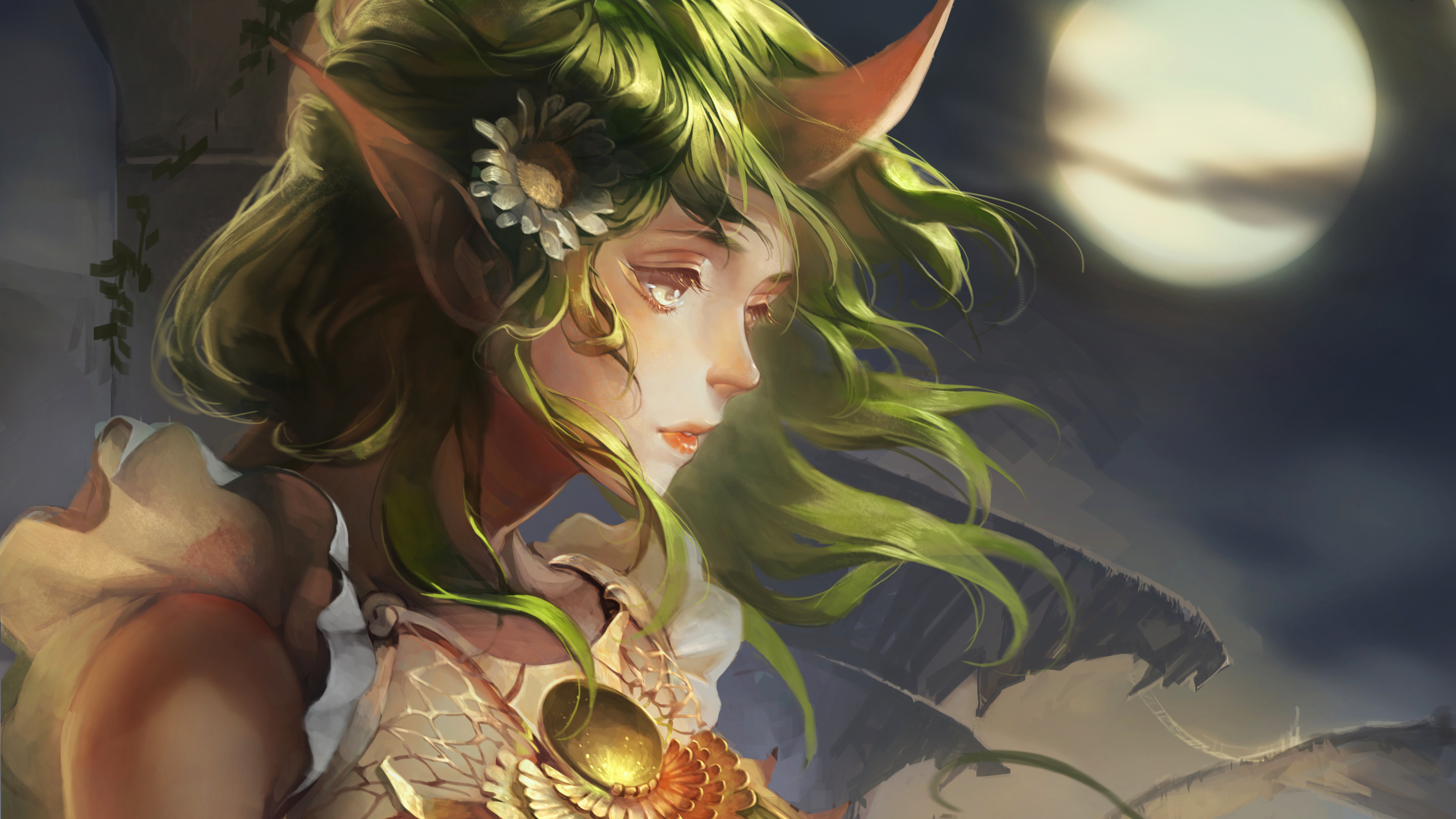 Dryad Soraka wallpaper