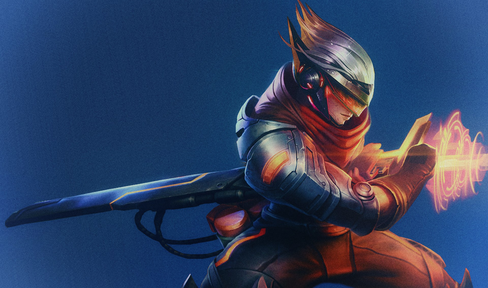 PROJECT: Yasuo - LoLWallpapers