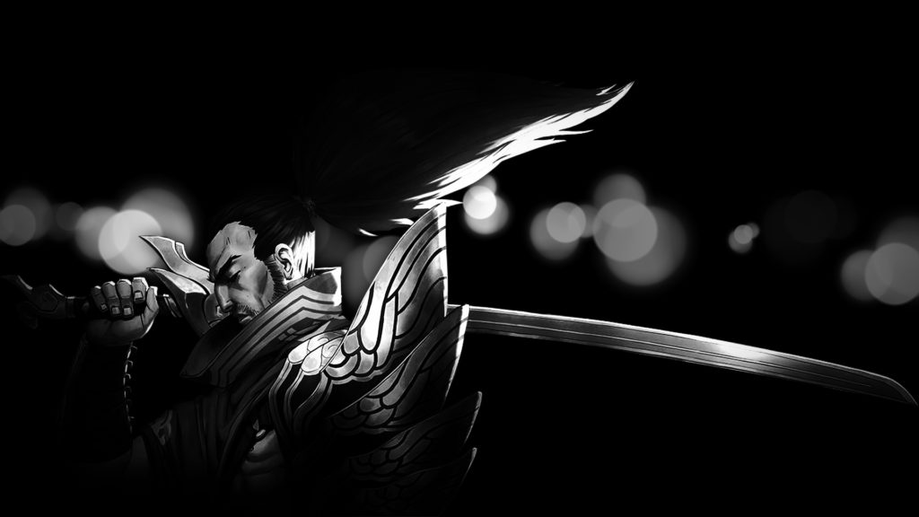 Yasuo wallpaper