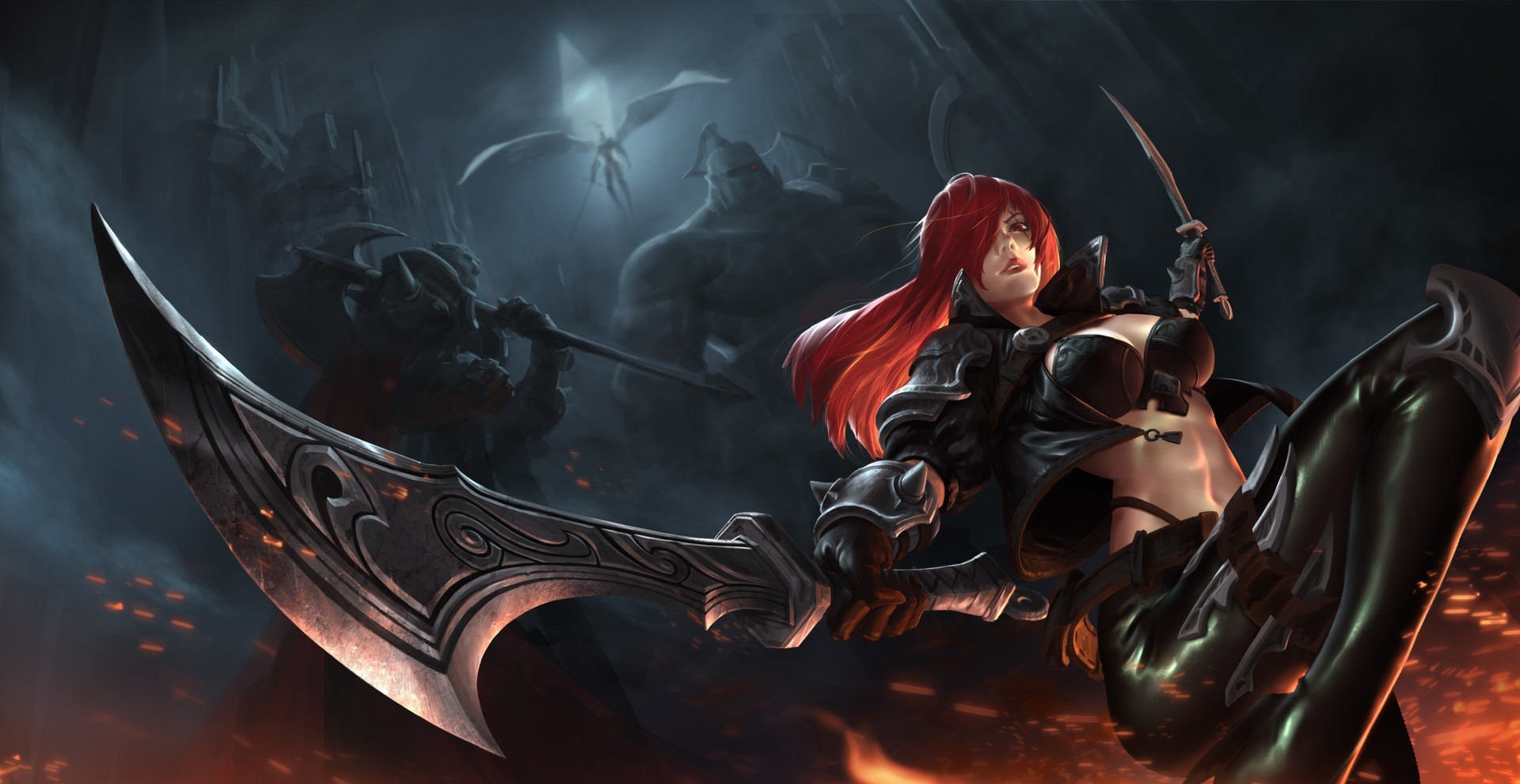 Katarina wallpaper