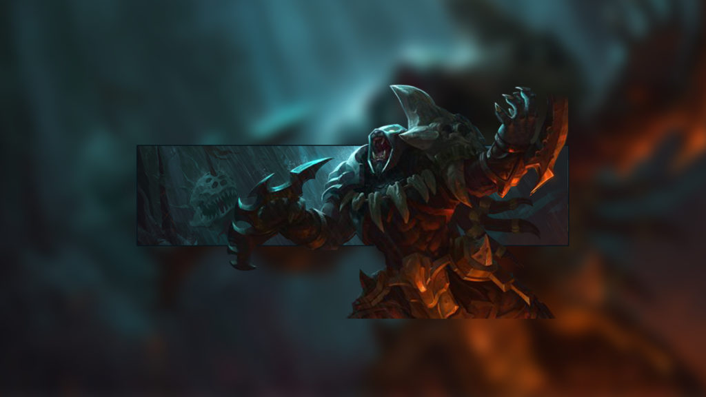 HeadHunter Rengar wallpaper