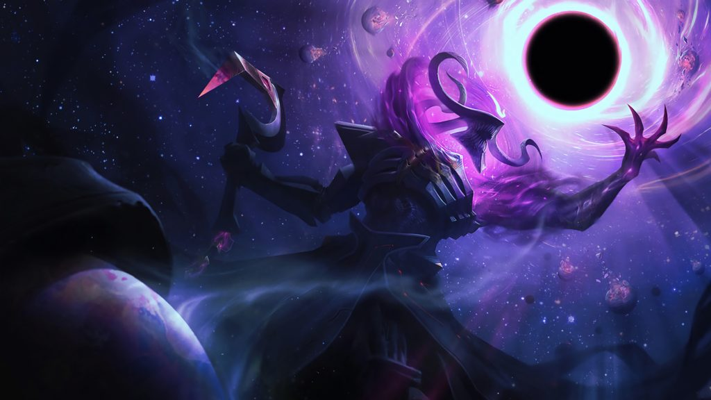 Dark Star Thresh wallpaper