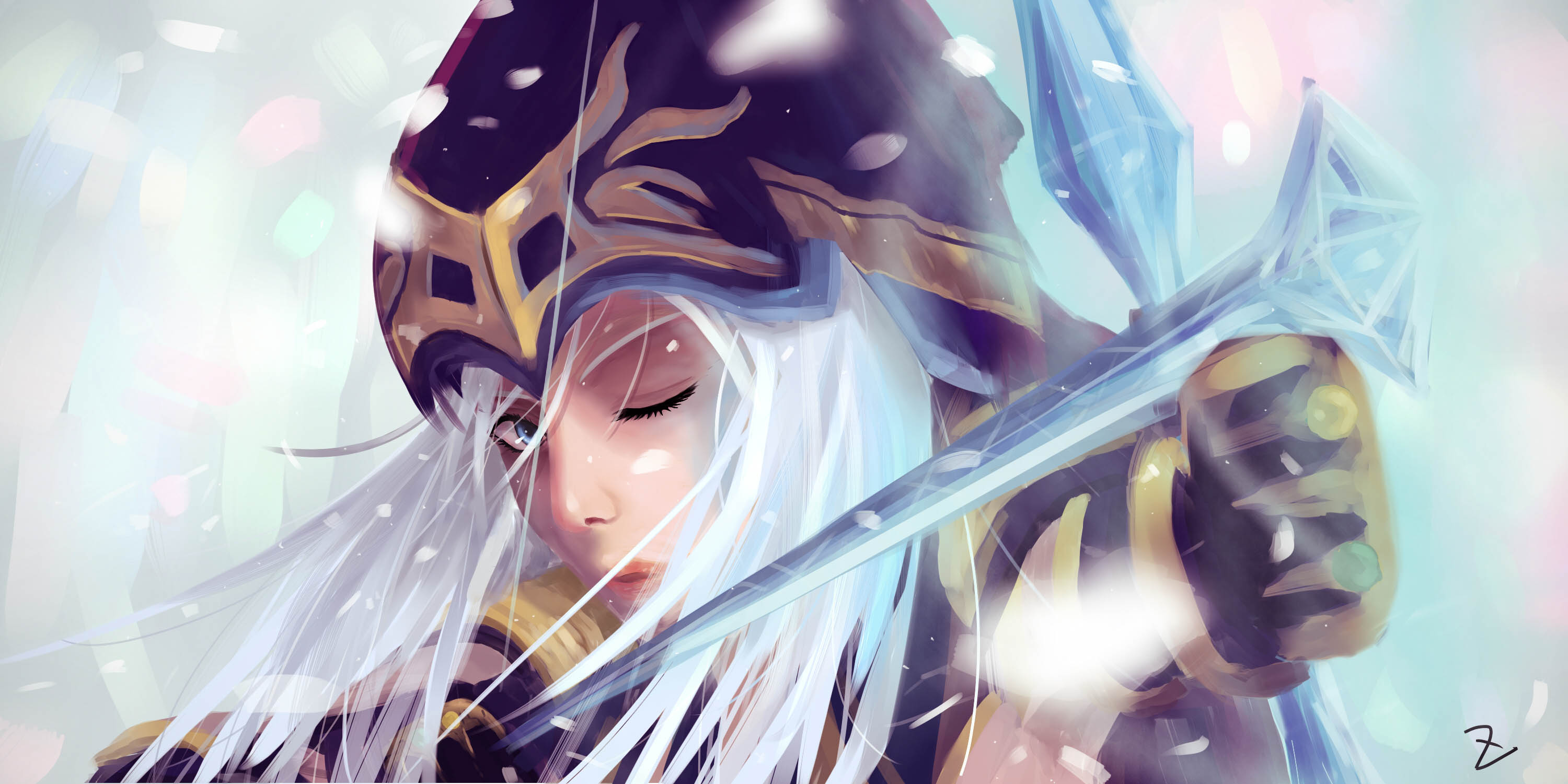 Ashe wallpaper
