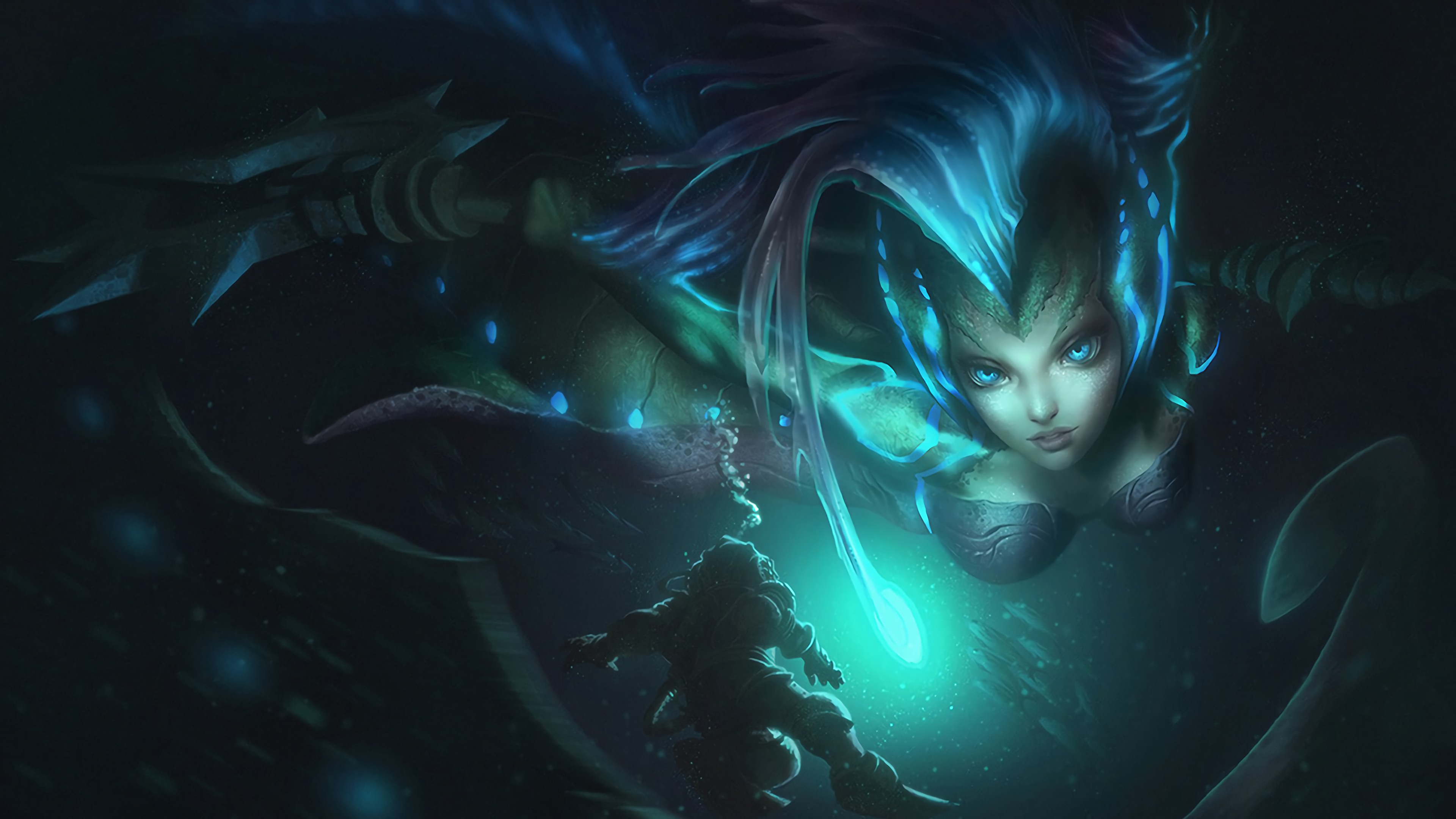 Deep Sea Nami wallpaper