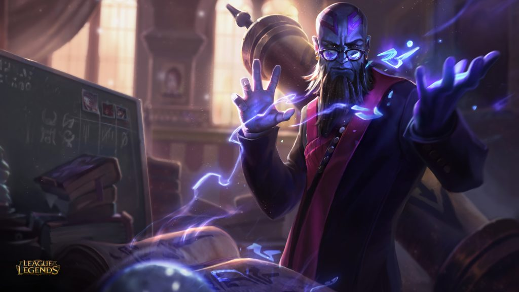 Professor Ryze wallpaper