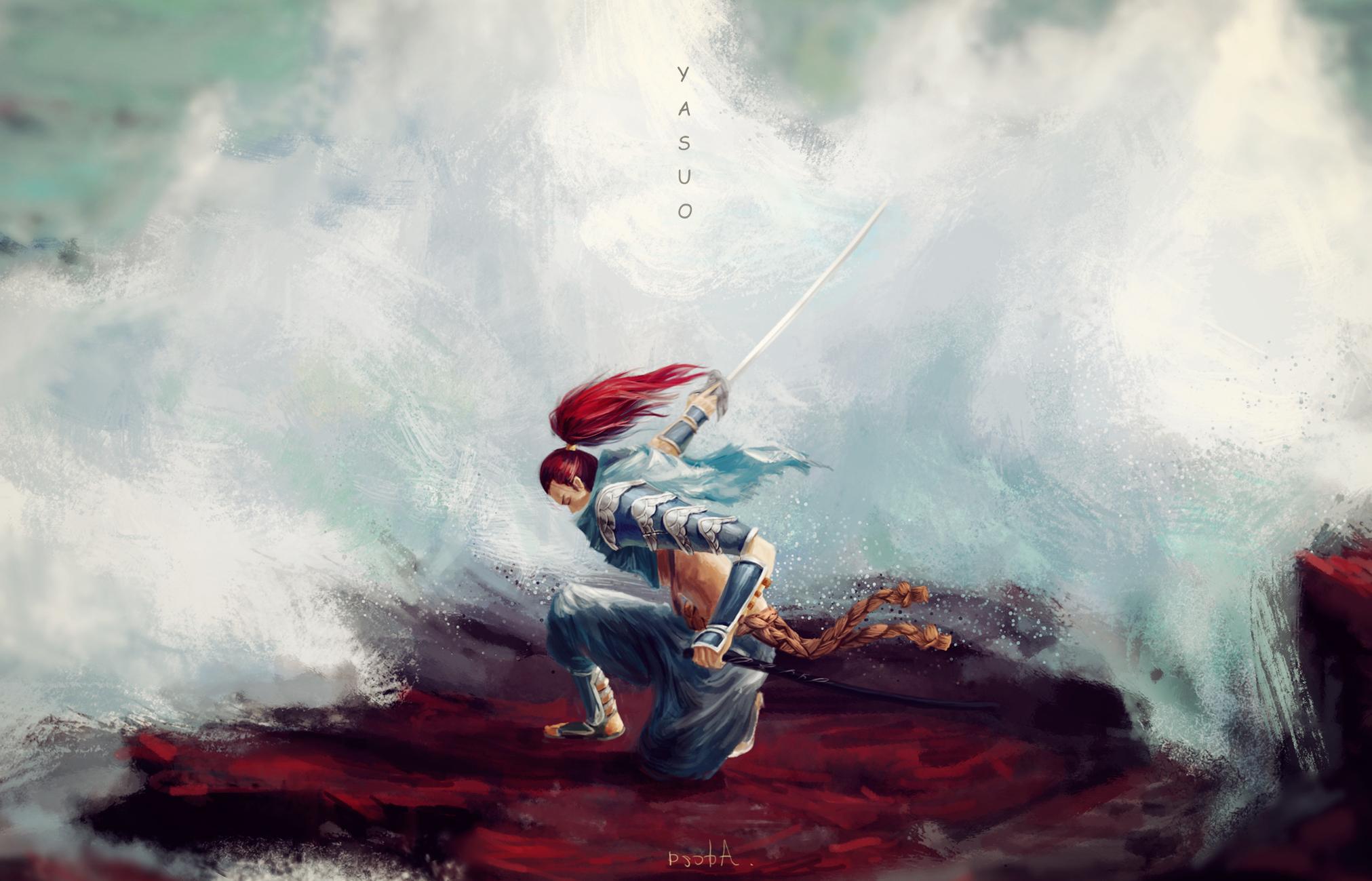 Yasuo wallpaper