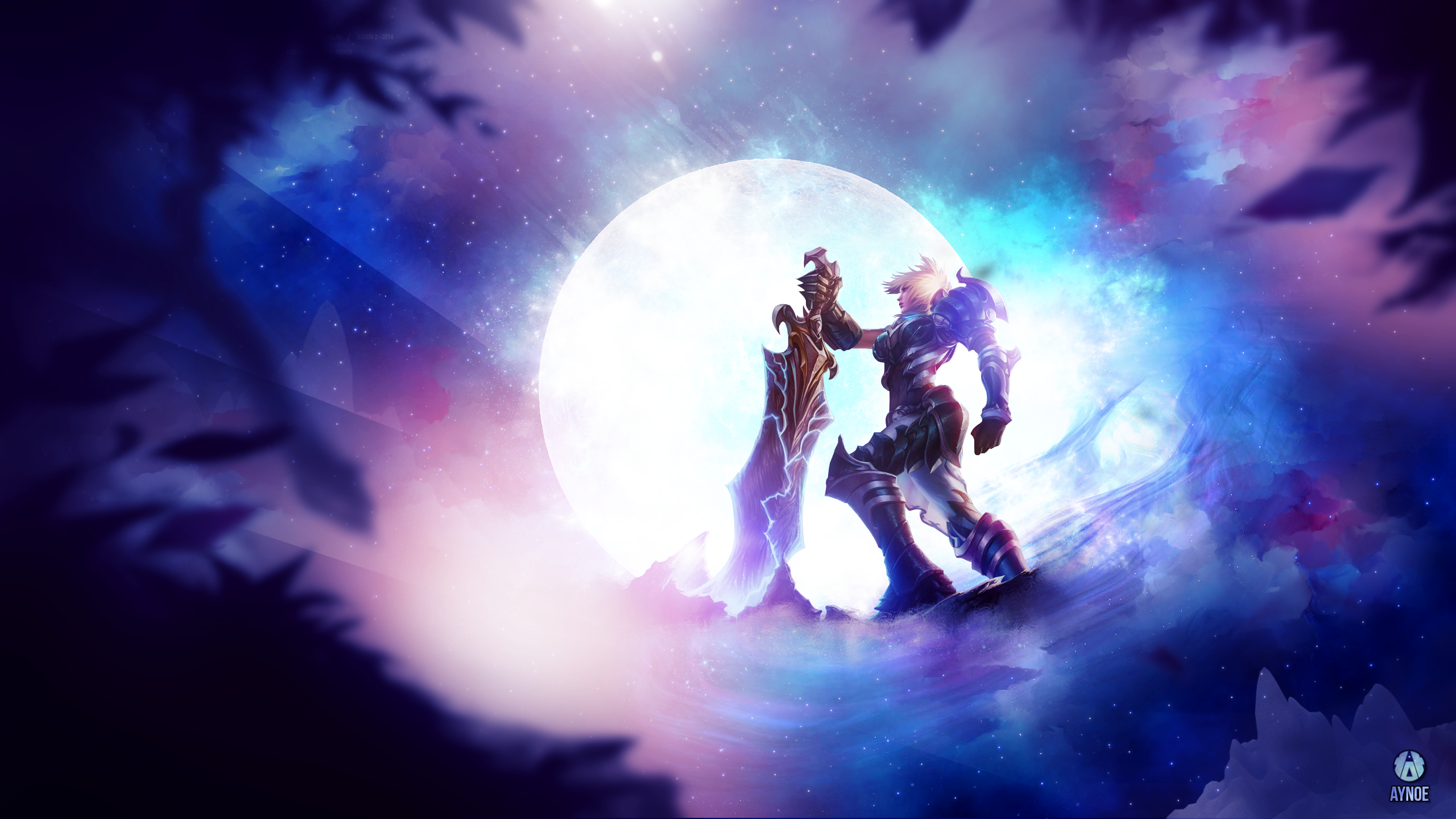 Championship Riven - LoLWallpapers