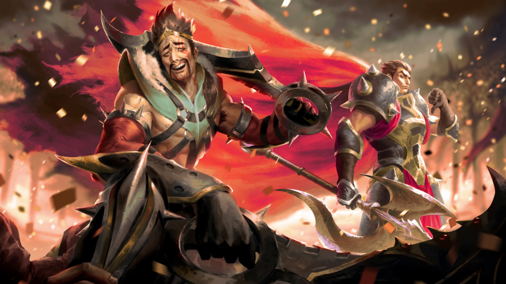 Draven & Darius wallpaper