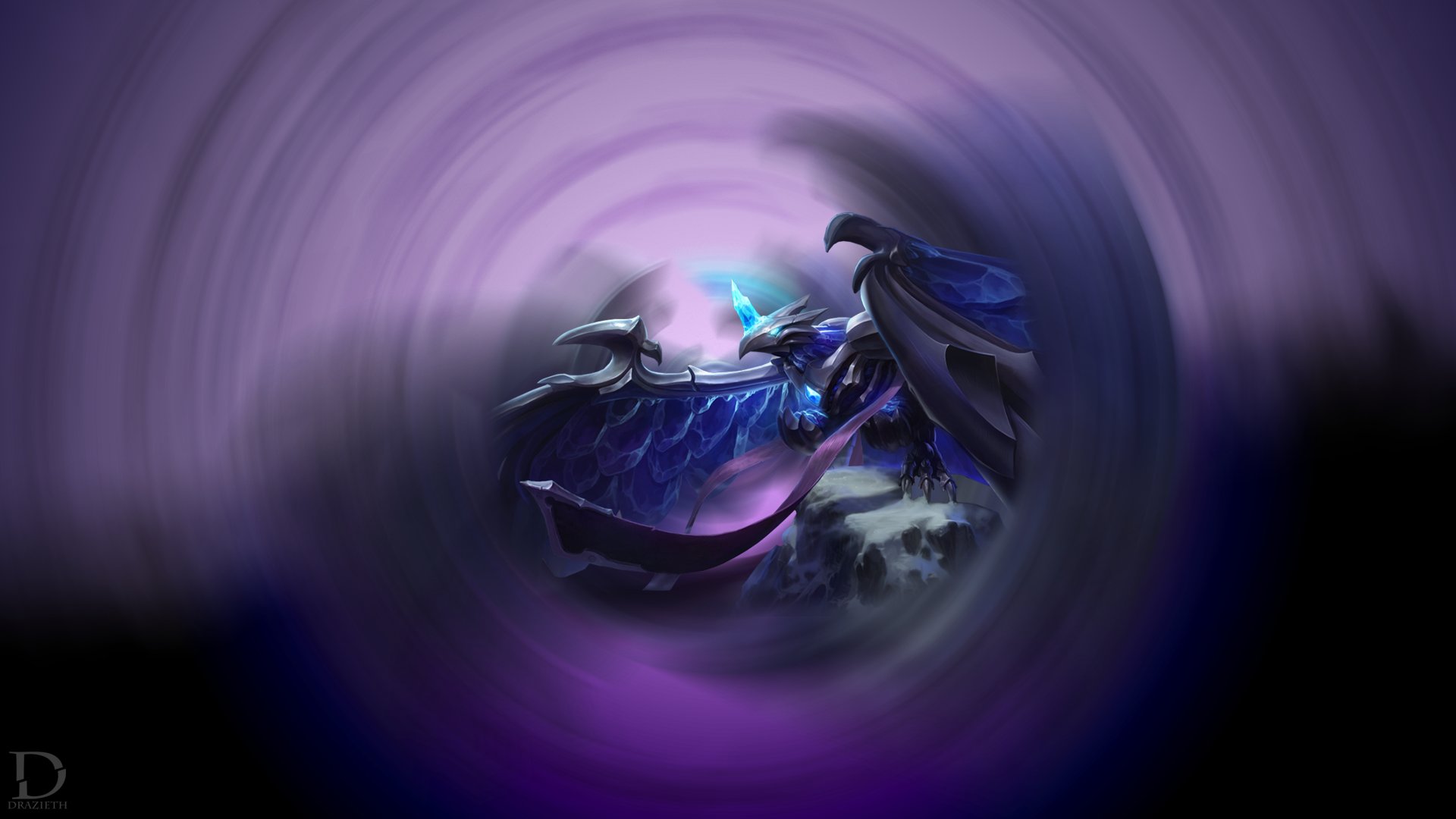 Blackfrost Anivia wallpaper