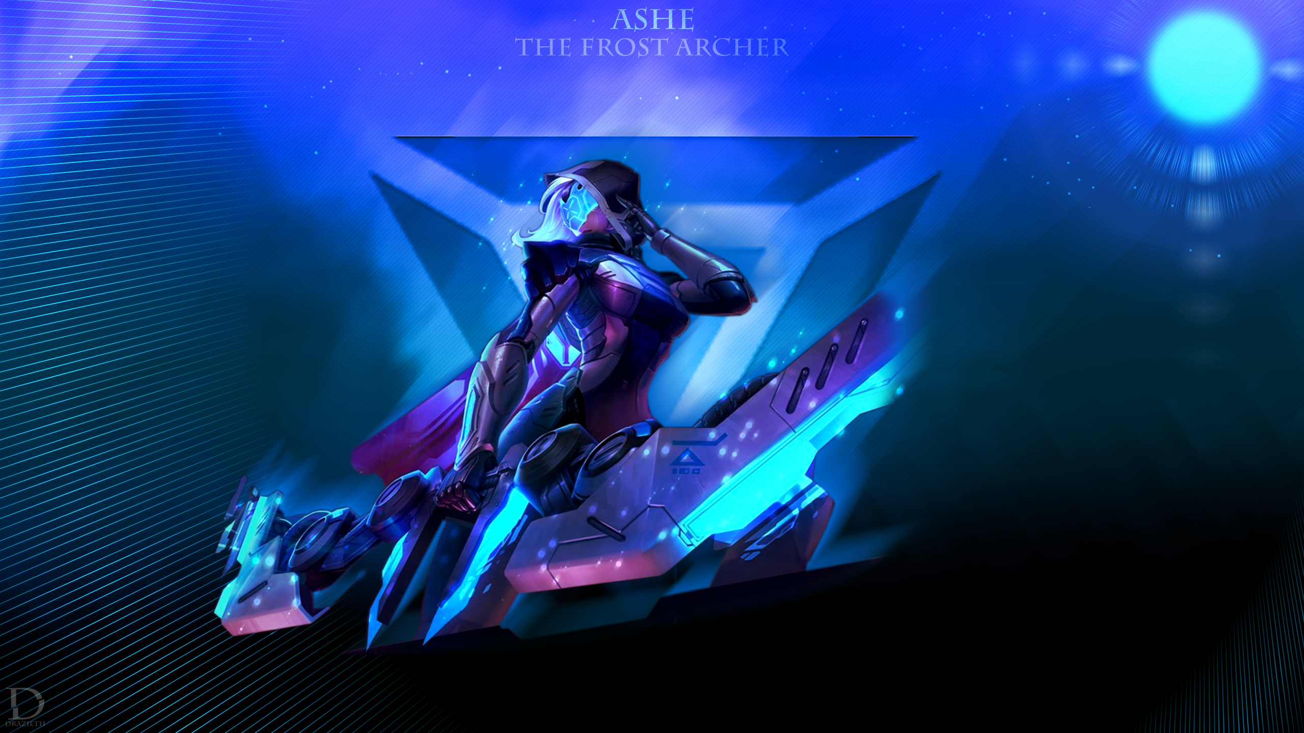 Project Ashe Lolwallpapers