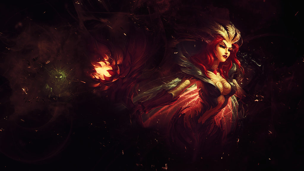 Elderwood LeBlanc wallpaper