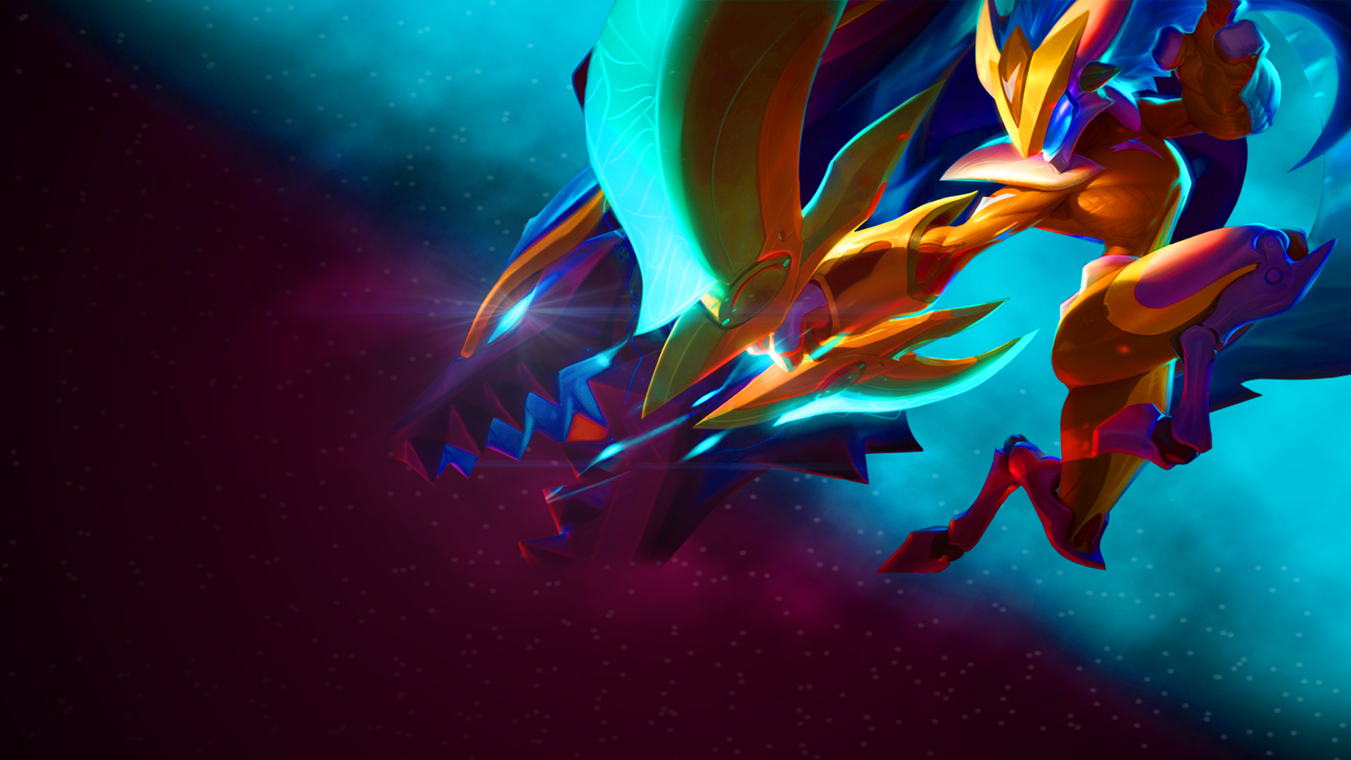 Super Galaxy Kindred Lolwallpapers