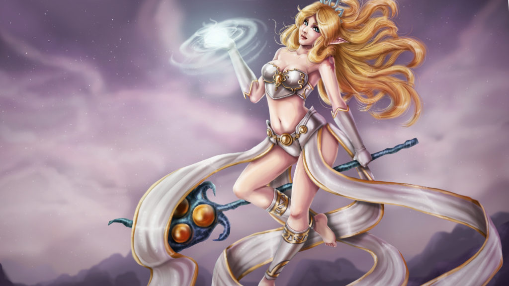 Janna wallpaper