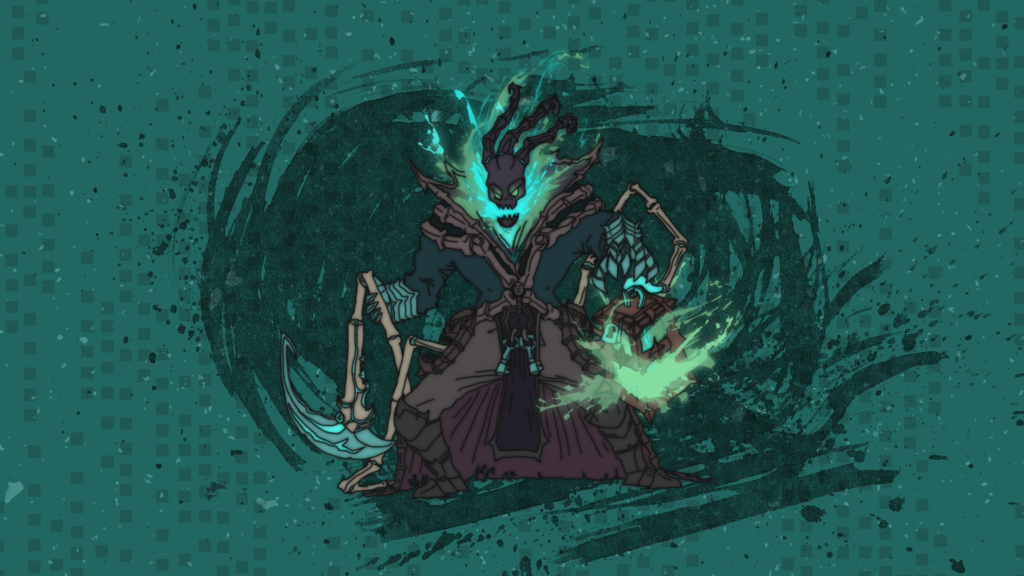 Thresh wallpaper