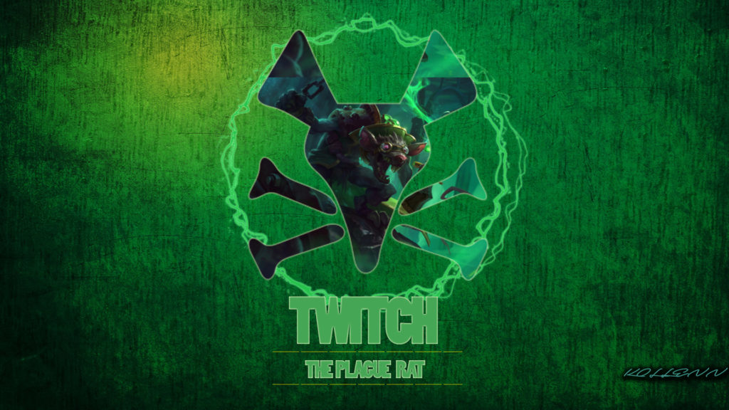 Twitch wallpaper