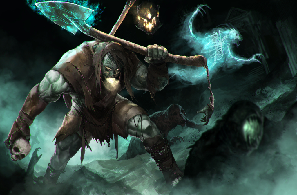 Yorick wallpaper