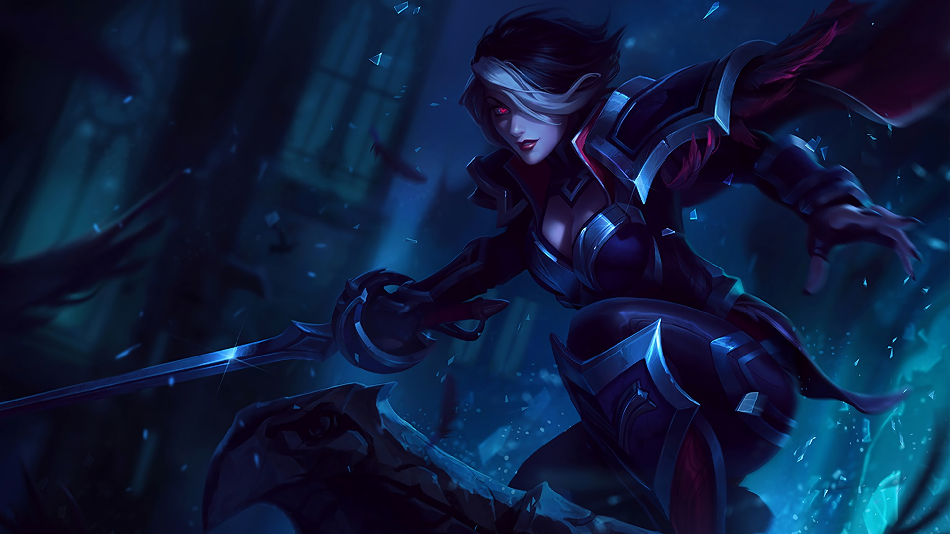Nightraven Fiora Lolwallpapers