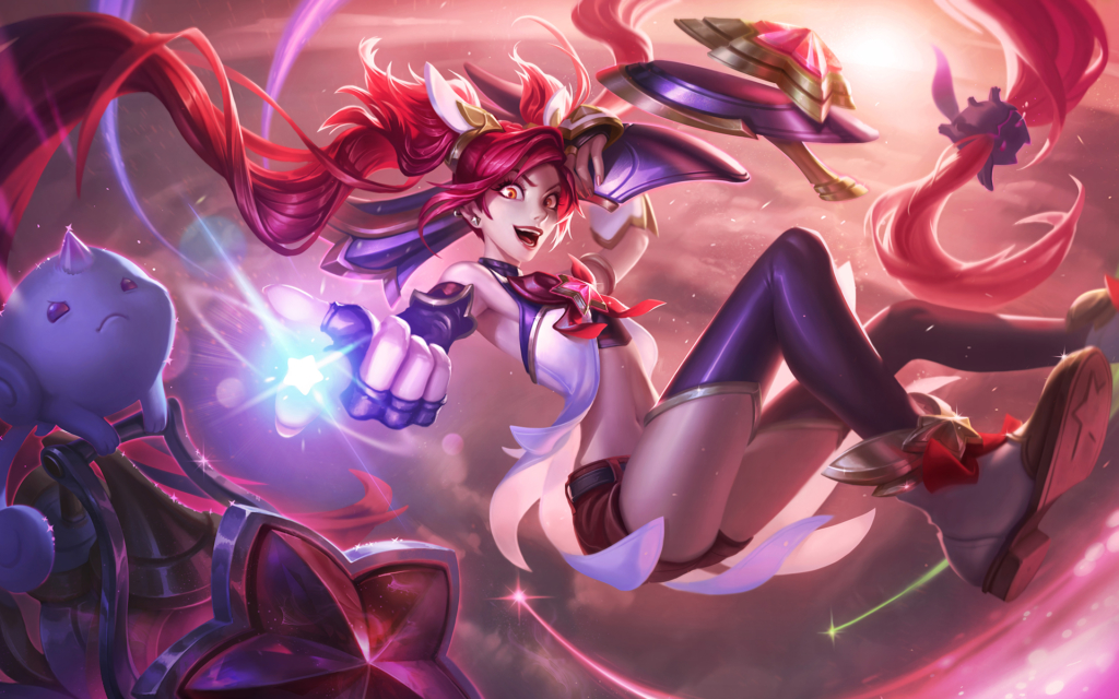 Star Guardian Jinx wallpaper