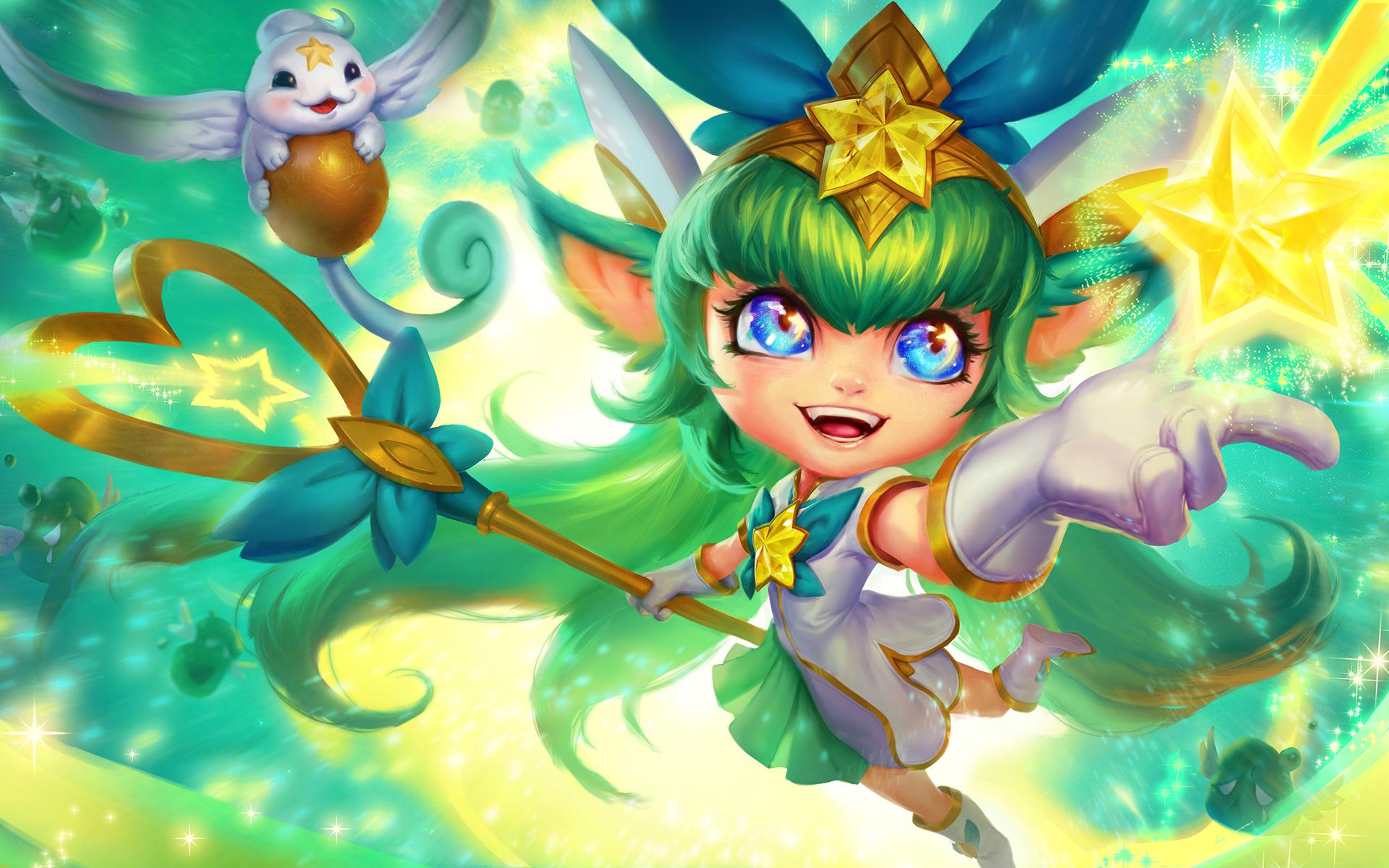 Star Guardian Lulu. Star Guardian Lulu wallpaper