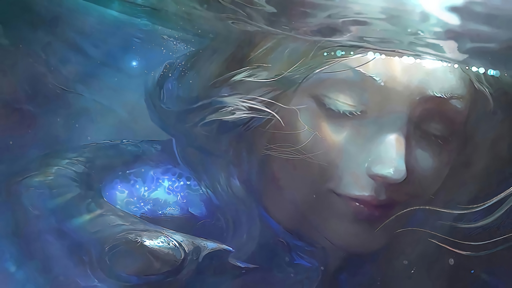 Elemental Lux Water wallpaper