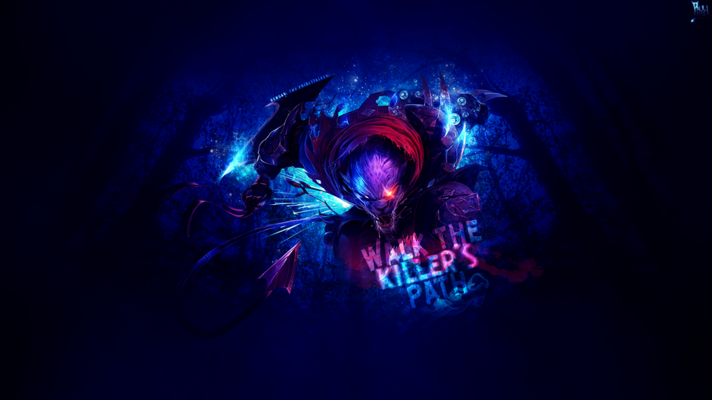 Night Hunter Rengar wallpaper