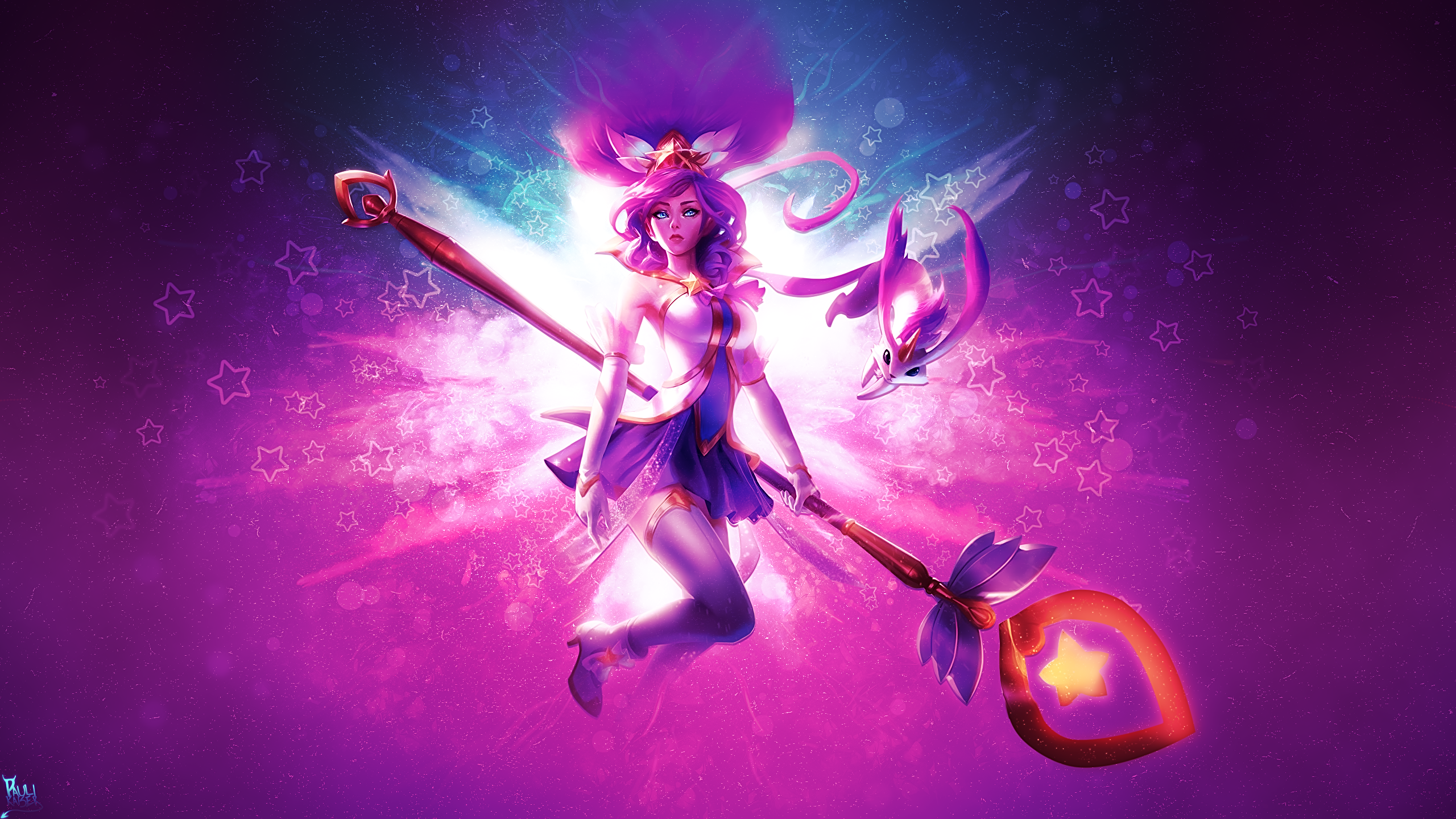Star Guardian Janna Lolwallpapers