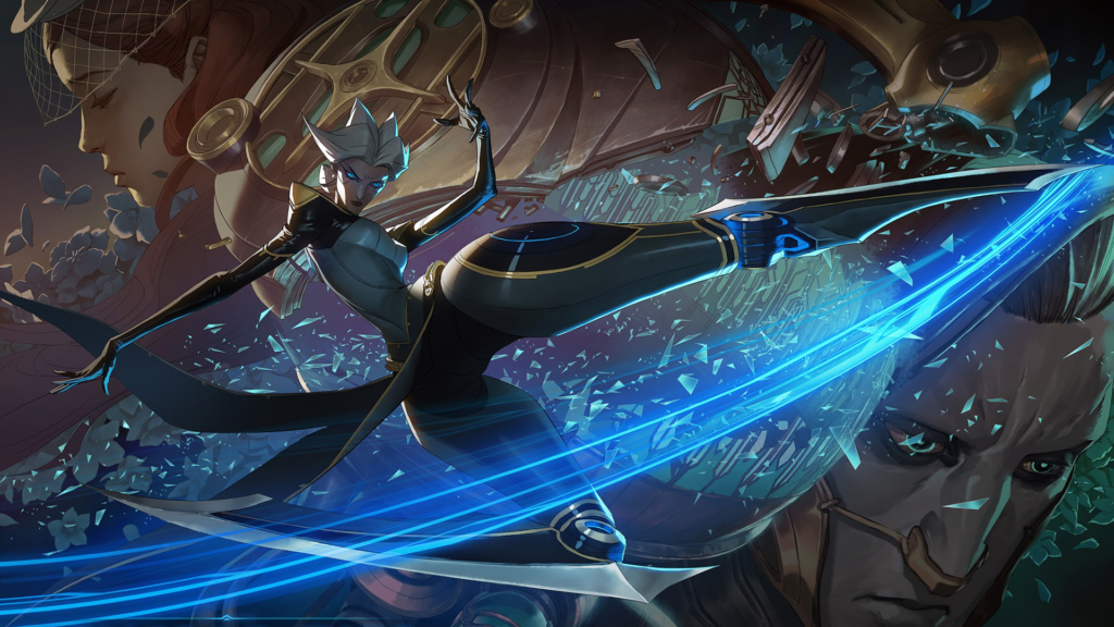 Camille The Steel Shadow wallpaper