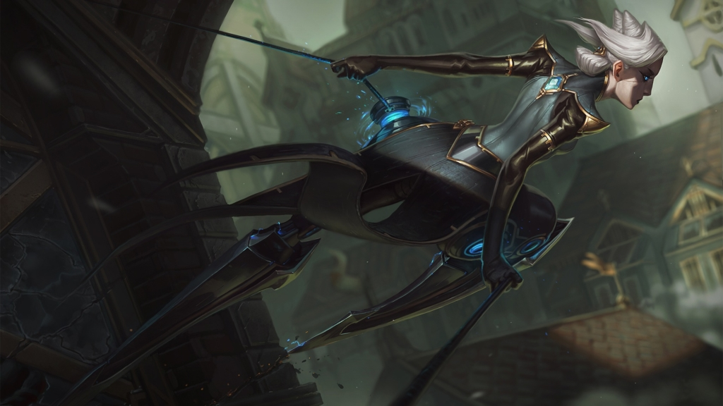 Camille Classic Skin wallpaper