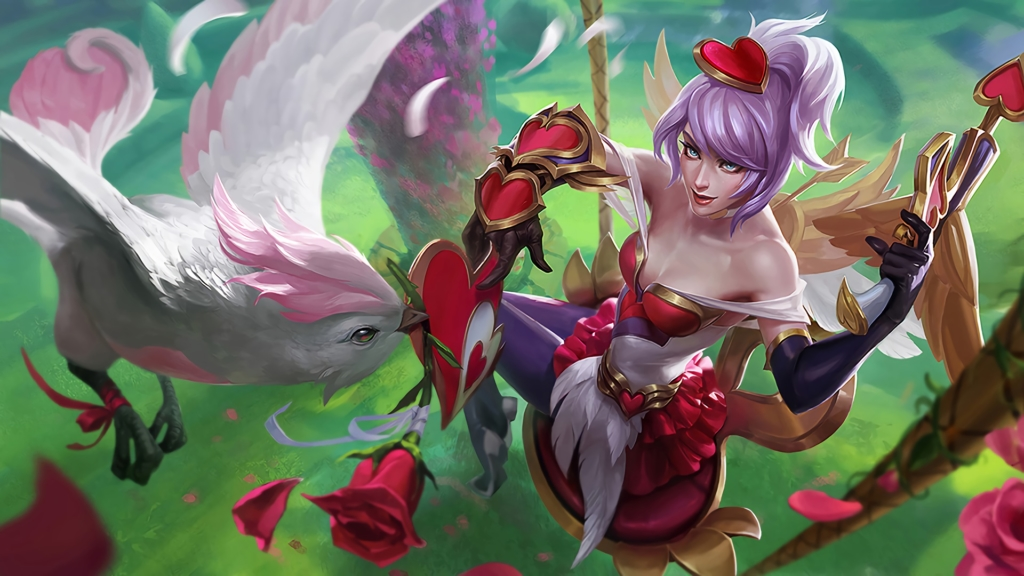 Heartseeker Quinn wallpaper