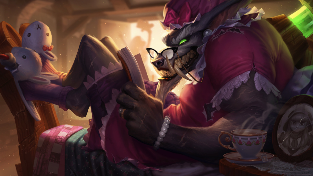 Big Bad Warwick wallpaper