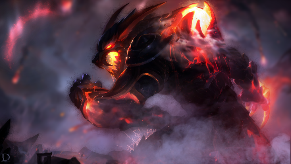 Firefang Warwick wallpaper