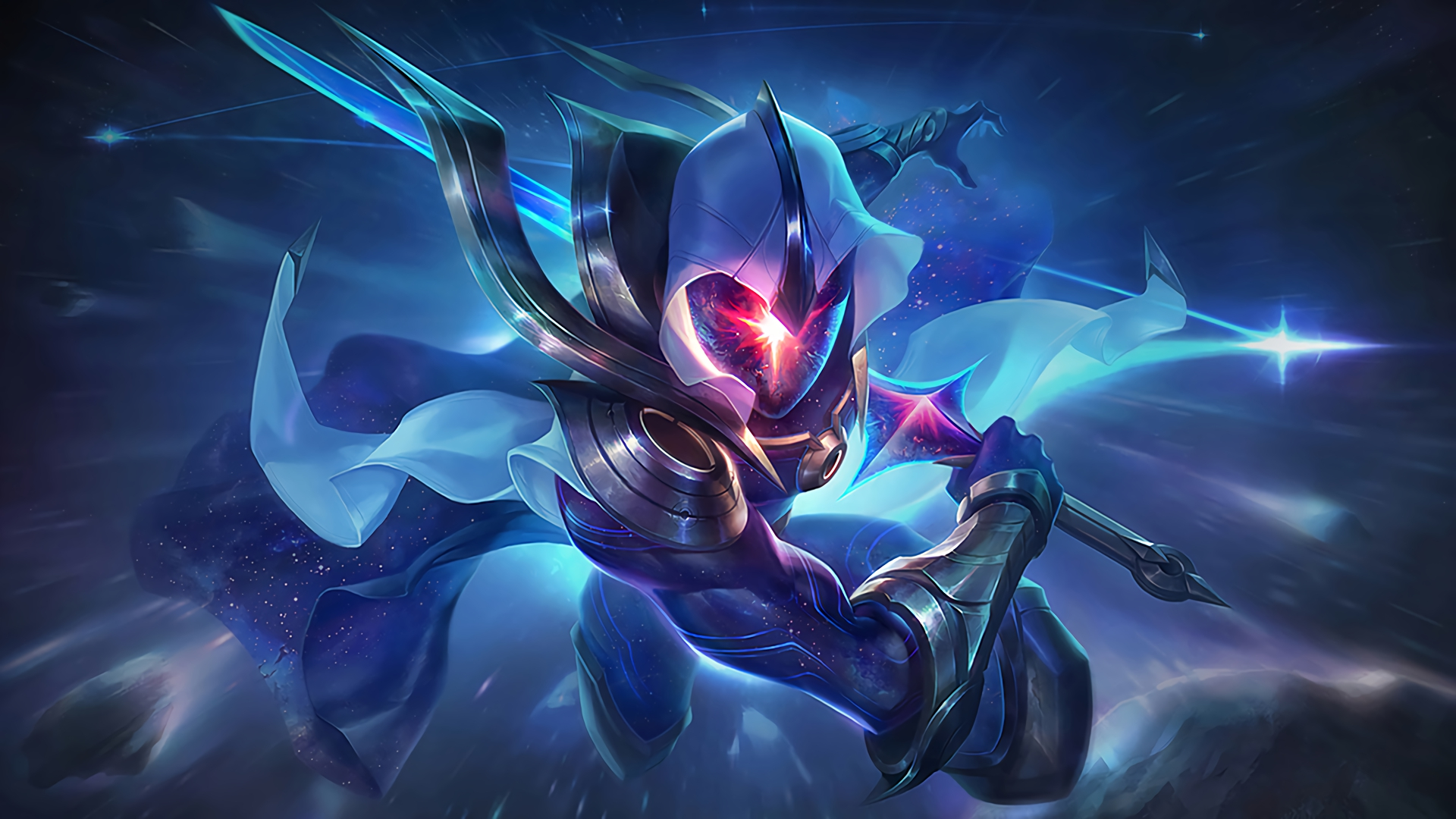 Cosmic Blade Yi Lolwallpapers