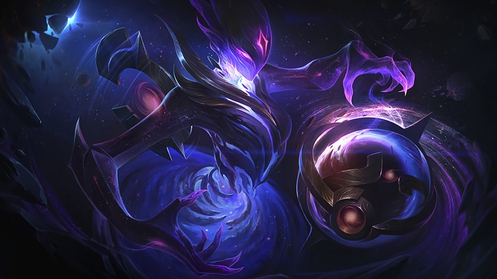 Dark Star Orianna wallpaper