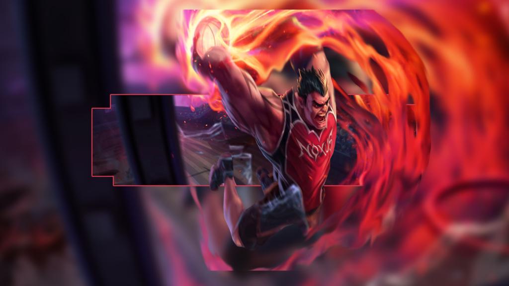 Dunkmaster Darius wallpaper