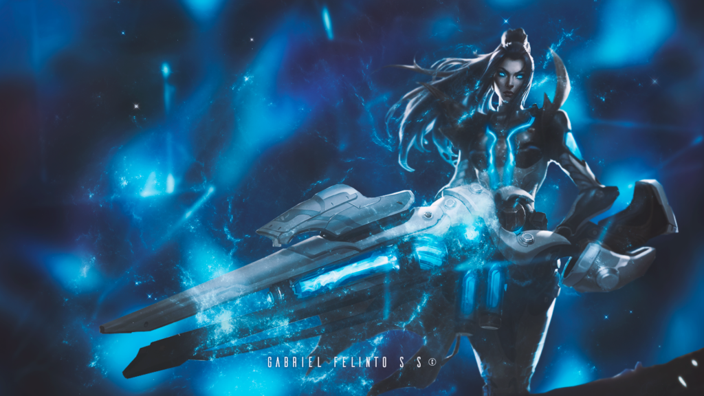 Pulsefire Caitlyn wallpaper