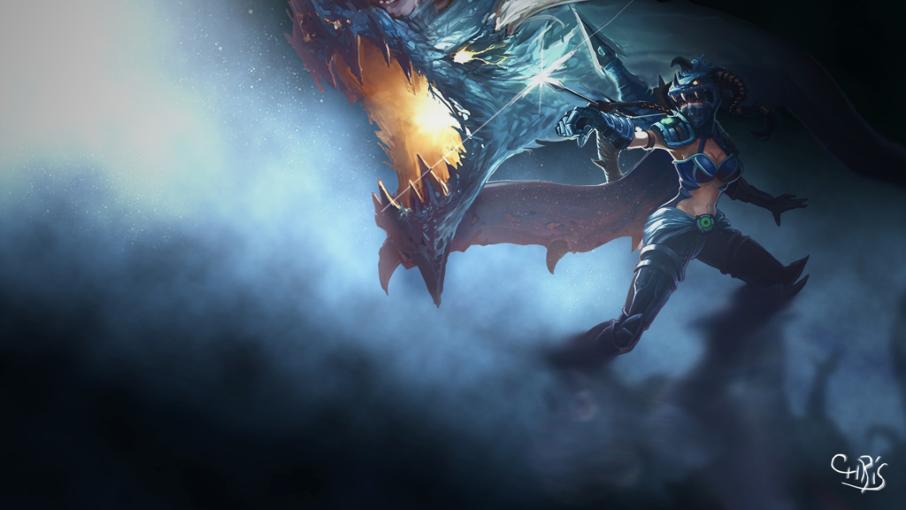 Dragon Slayer Vayne wallpaper