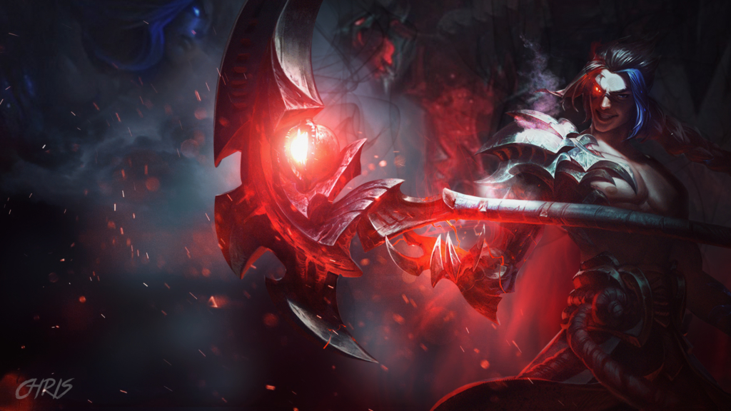 Kayn wallpaper