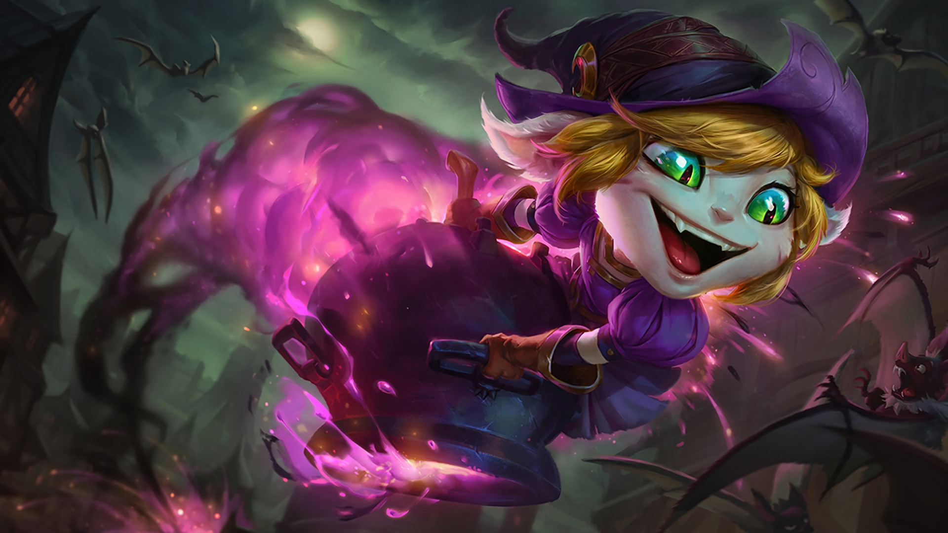Bewitching Tristana wallpaper