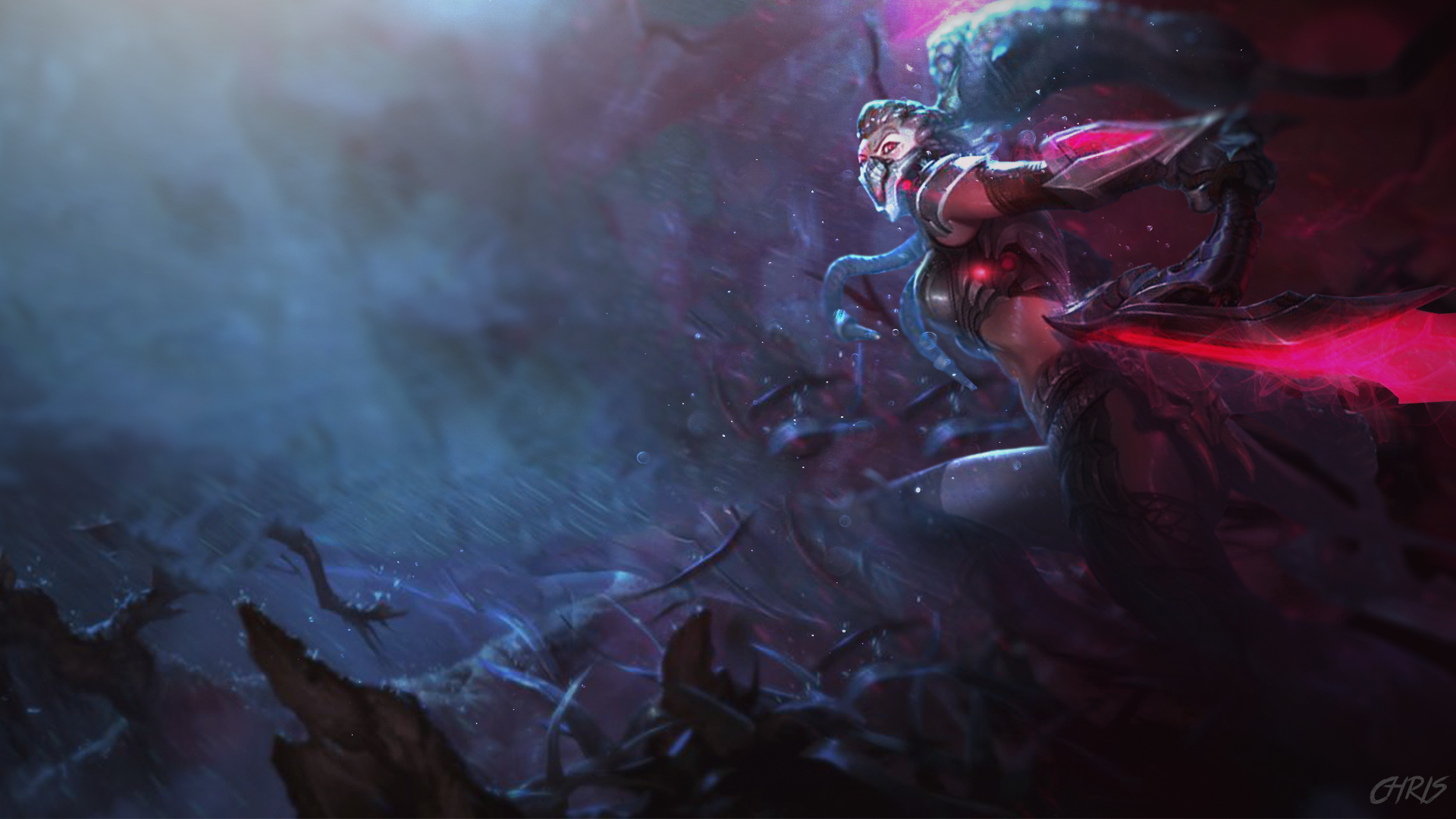 Headhunter Akali | LoL...