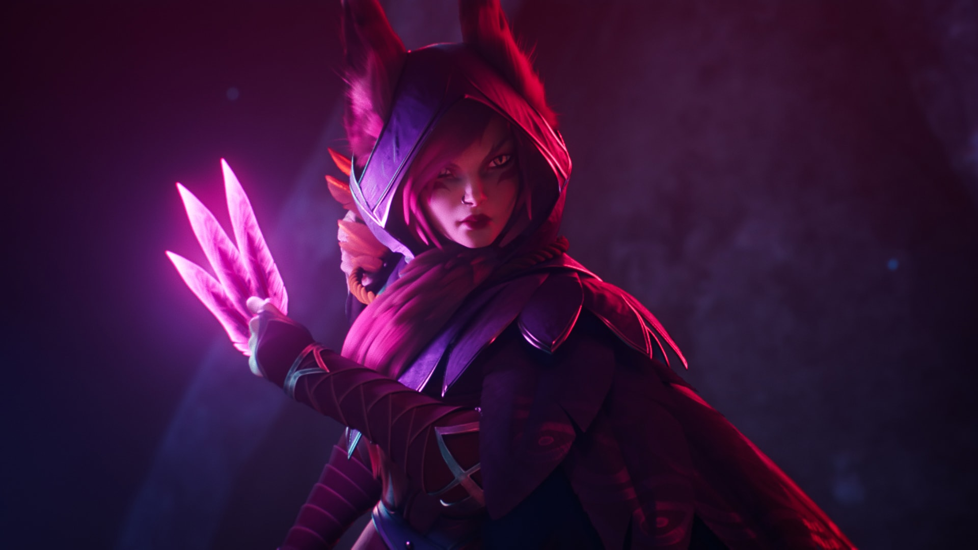 Xayah wallpaper